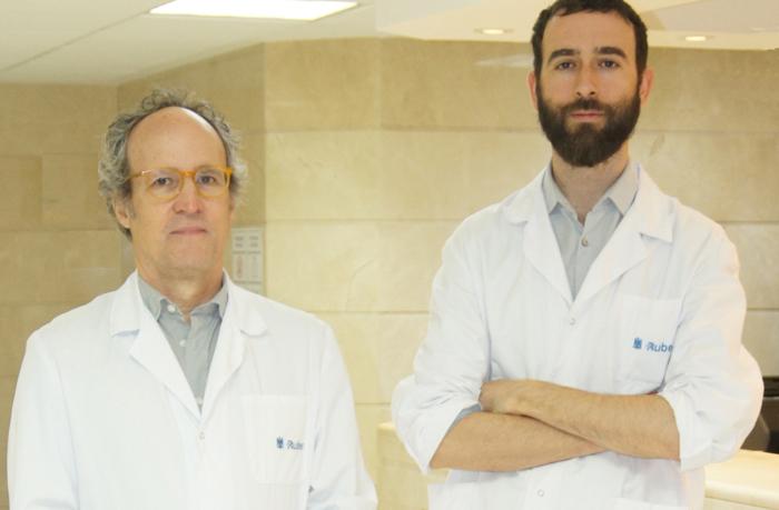 Los doctores Nagel y Aledo