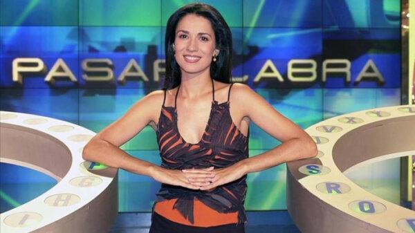 Silvia Jato al frente de 'Pasapalabra'
