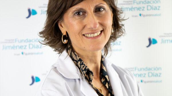 La doctora Pilar Llamas