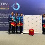 Servicio médico del COP25 Madrid 2019
