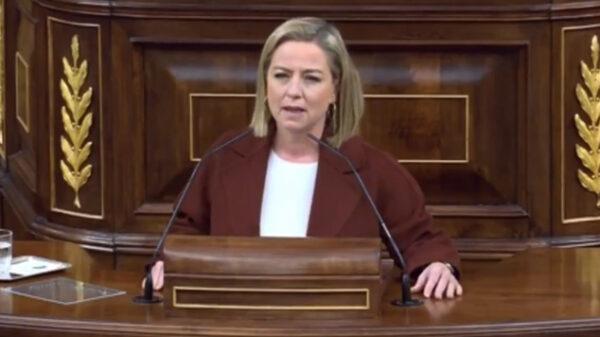Ana Oramas, diputada de Coalición Canaria