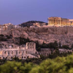 Vista de Atenas