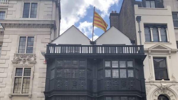 La 'embajada catalana' en Londres