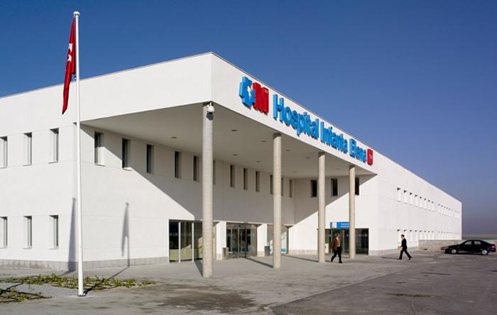El Hospital Universitario Infanta Elena