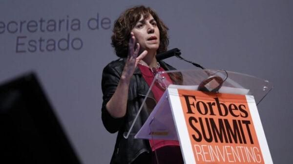 Irene Lozano, nueva secretaria de Estado para el Deporte