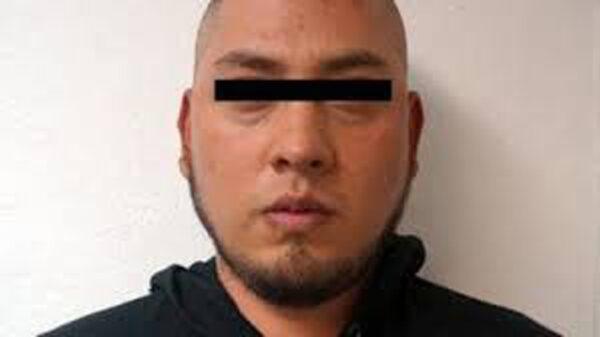 El monstruo de Toluca, Óscar García Guzmán