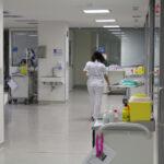La UCI del Hospital General de Villalba