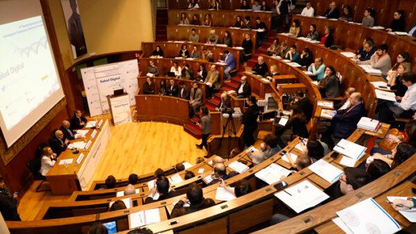 El Aula Magna de la FJD acogió la jornada