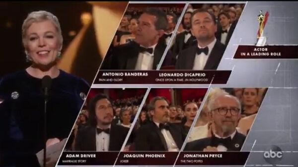 Antonio Banderas, nominado a mejor actor