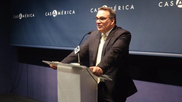 El ministro consejero de Estados Unidos en España, Ben Ziff