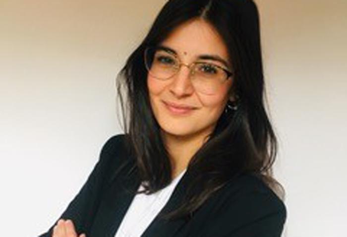 La doctora Carla Anciones