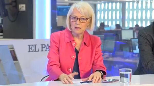 La periodista Gabriela Cañas