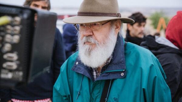 El director de cine José Luis Cuerda