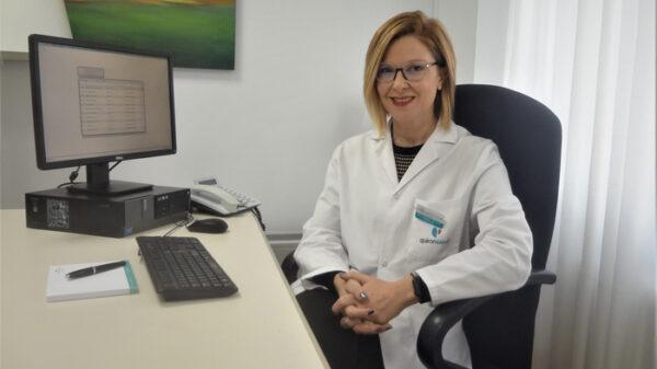 La Dra. Natalia Gennaro Della Rossa, especialista en Ginecología y Obstetricia del complejo hospitalario Ruber Juan Bravo