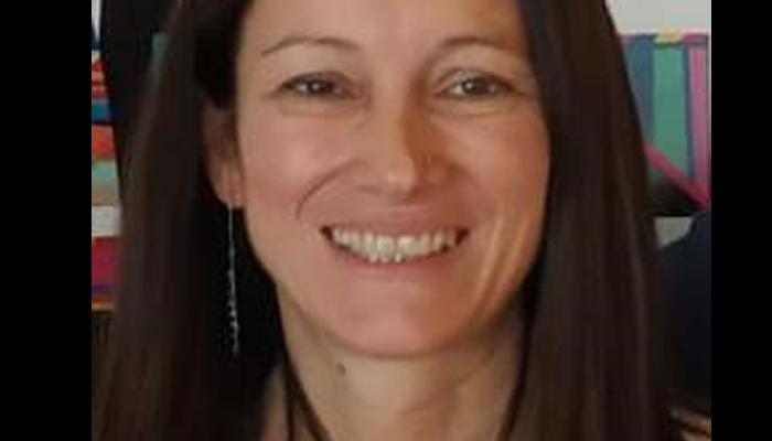 La doctora Paula Río