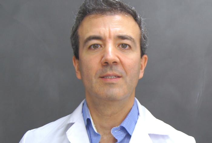 El doctor Ramón Calderón