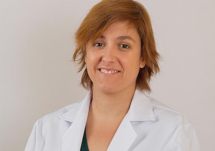 La doctora Rebeca Fernández