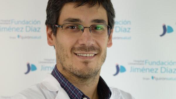 El doctor Alfonso Cabello