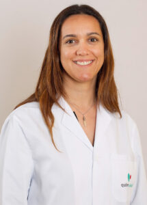 La doctora Marta Ramírez