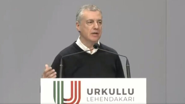 Íñigo Urkullu en una foto de archivo