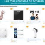 Los productos más vendidos de Amazon en salud y cuidado personal
