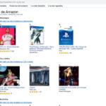 Los productos más vendidos de Amazon