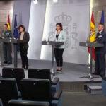 Rueda de prensa del comité técnico del coronavirus