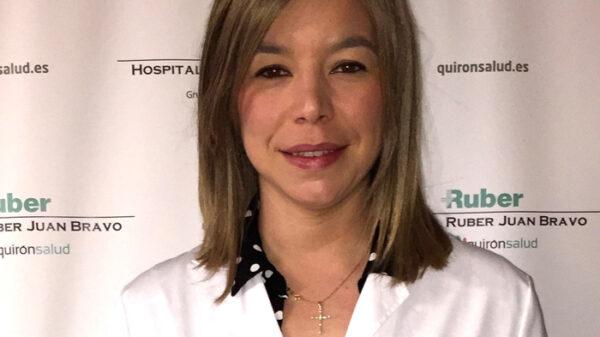 Belén Fontán, Nutricionista del complejo hospitalario Ruber Juan Bravo