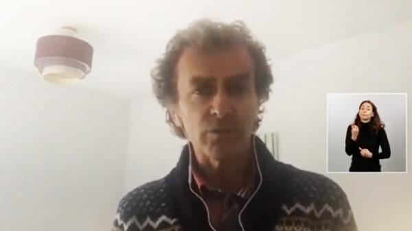 Fernando Simón, director del Centro de Alertas y Emergencias Sanitarias