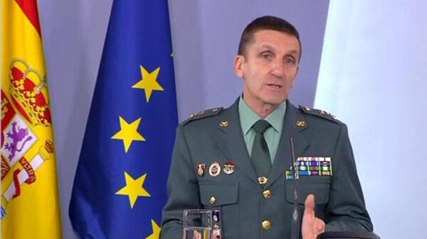El general José Santiago