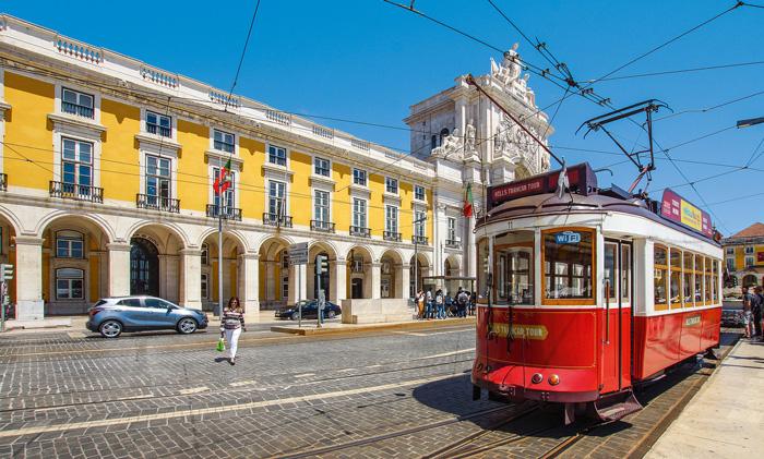 La ciudad de Lisboa