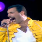 Freddy Mercury, cantante de Queen