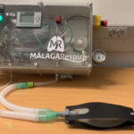 Respirador desarrollado por investigadores de la UMA