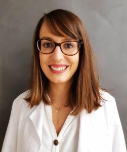 La doctora Alba Gómez