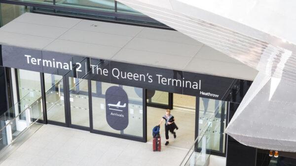 El aeropuerto de Heathrow, en Londres