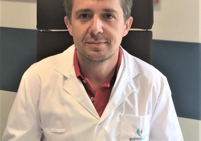 El doctor Marcos Llanero