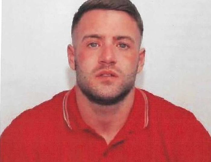 Jaime Rothwell, fugitivo británico detenido en Barcelona