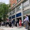 El COFM guarda un minuto de silencio en recuerdo de los 18 farmacéuticos fallecidos