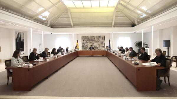 Reunión del comité técnico del coronavirus