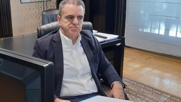 El delegado de Gobierno de Madrid, José Manuel Franco
