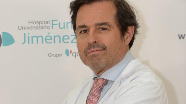 El doctor Emilio Calvo