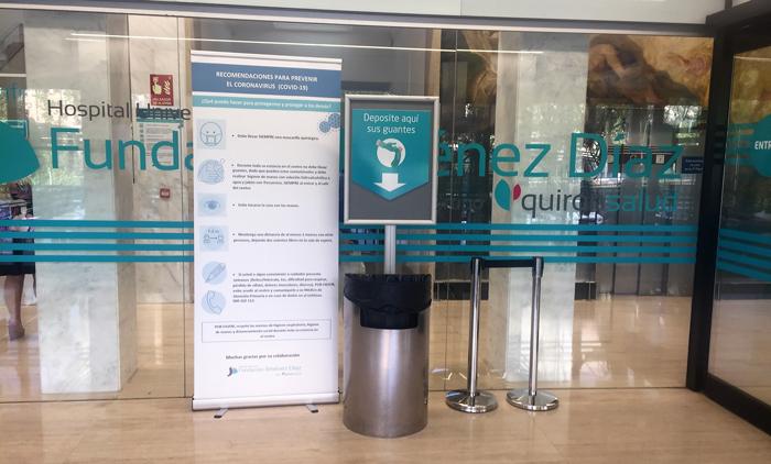 La Fundación Jiménez Díaz