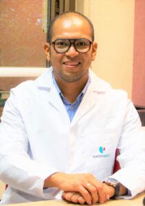 El doctor Gilberto Pérez López