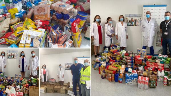 El hospital de Valdemoro ayuda a sus vecinos