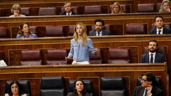 Diputados del PP en el Congreso