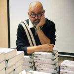 El escritor Carlos Ruiz Zafón
