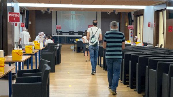 Sede de Santa Engracia 31, uno de los lugares donde se están realizando las pruebas