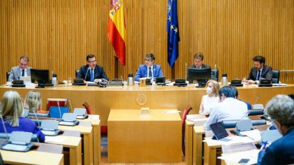 Comisión de Reconstrucción del Congreso