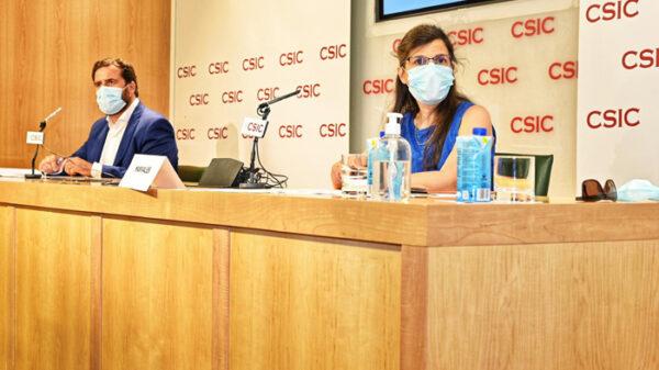 Presentación del test del CSIC