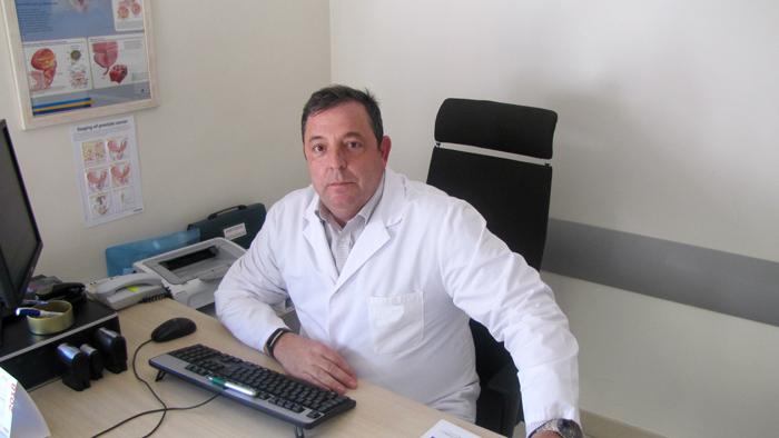 El doctor Fernández Borrell